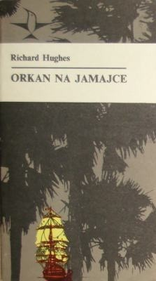Okładka książki Orkan na Jamajce