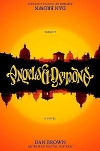 Okładka książki Angels & Demons