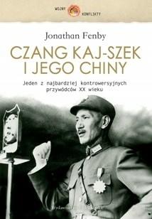 Okładka książki Czang Kaj-Szek i jego Chiny