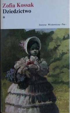 Okładka książki Dziedzictwo I