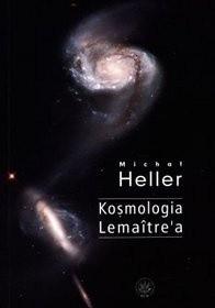 Okładka książki Kosmologia Lemaitre`a