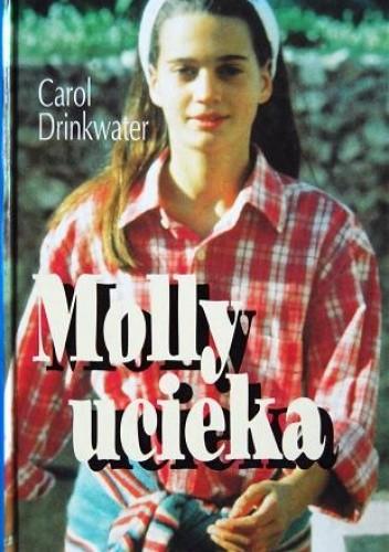 Okładka książki Molly Ucieka