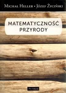 Okładka książki Matematyczność przyrody
