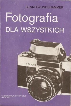 Okładka książki Fotografia dla wszystkich