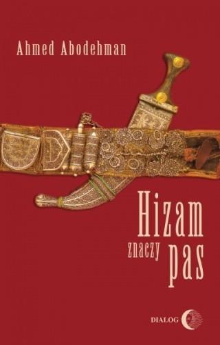 Okładka książki Hizam znaczy pas