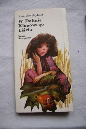 Okładka książki W Dolinie Klonowego Liścia
