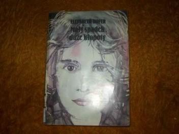 Okładka książki Mały spadek, duże kłopoty