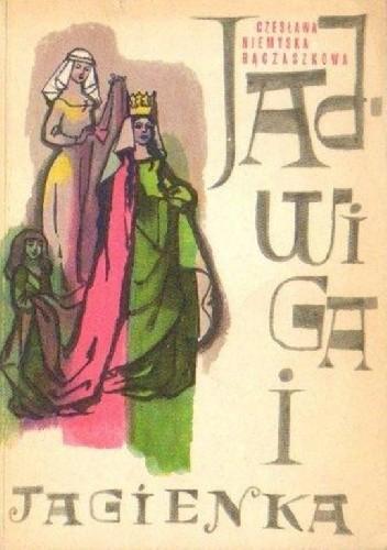 Okładka książki Jadwiga i Jagienka