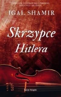 Okładka książki Skrzypce Hitlera
