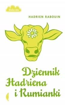 Okładka książki Dziennik Hadriena i Rumianki