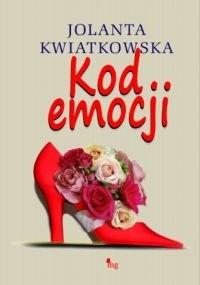 Okładka książki Kod emocji