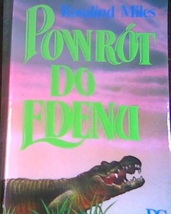 Okładka książki Powrót do Edenu