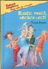Okładka książki Rodzic precz, obciach lecz!