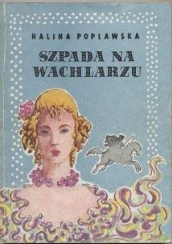 Okładka książki Szpada na wachlarzu