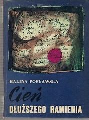 Okładka książki Cień dłuższego ramienia