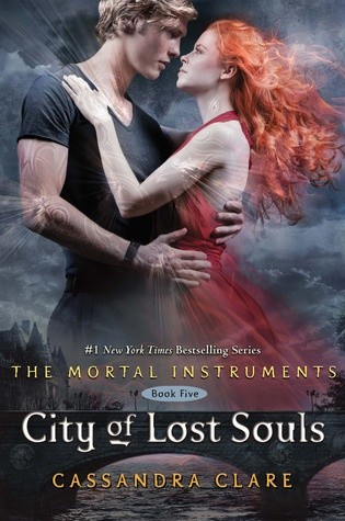 Okładka książki City of Lost Souls