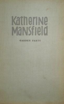 Okładka książki Garden party