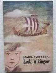 Okładka książki Łódź Wikingów