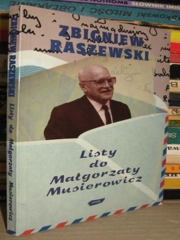 Okładka książki Listy do Małgorzaty Musierowicz