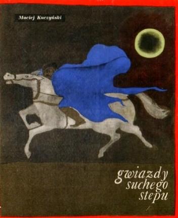 Okładka książki Gwiazdy suchego stepu