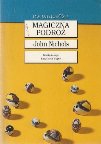 Okładka książki Magiczna podróż