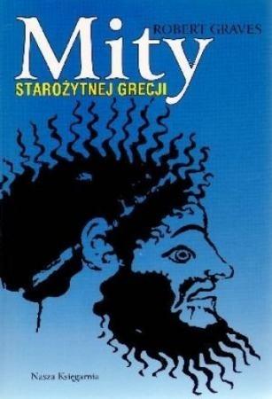 Okładka książki Mity starożytnej Grecji