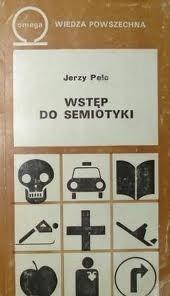 Okładka książki Wstęp do semiotyki