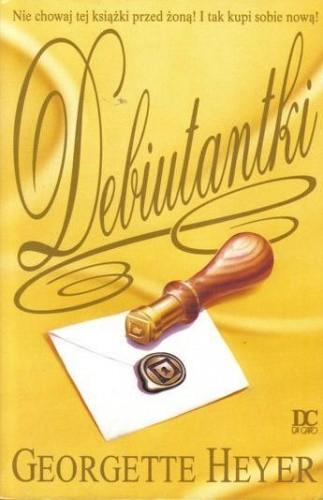 Okładka książki Debiutantki