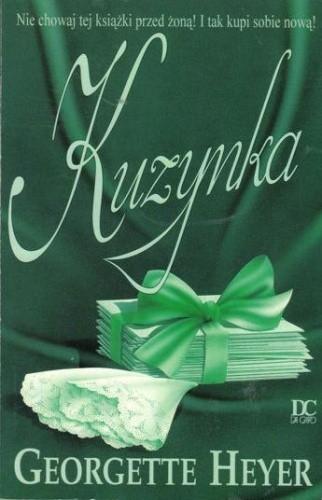 Okładka książki Kuzynka