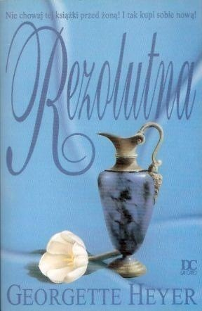 Okładka książki Rezolutna