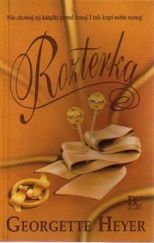 Okładka książki Rozterka
