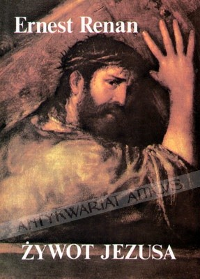 Okładka książki Żywot Jezusa
