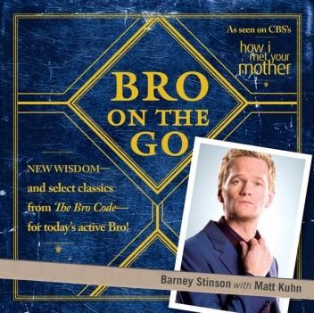 Okładka książki Bro on the Go