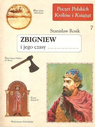 Okładka książki Zbigniew i jego czasy