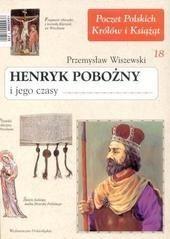 Okładka książki Henryk Pobożny i jego czasy