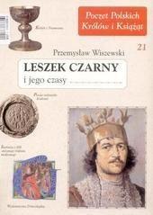 Okładka książki Leszek Czarny i jego czasy
