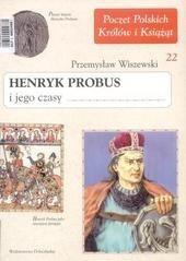 Okładka książki Henryk Probus i jego czasy