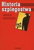 Okładka książki Historia szpiegostwa