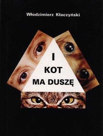 Okładka książki I kot ma duszę