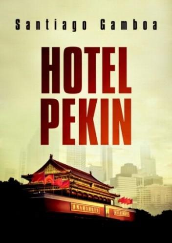 Okładka książki Hotel Pekin