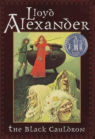 Okładka książki The Black Cauldron
