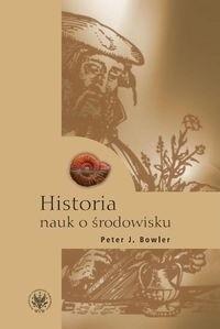 Okładka książki Historia nauk o środowisku