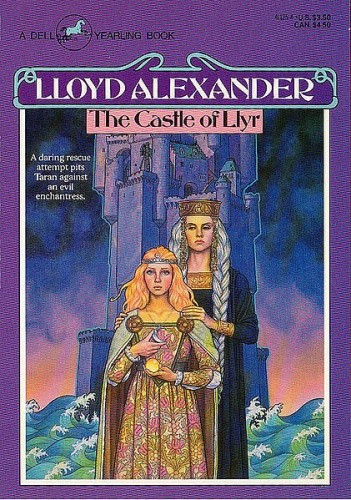 Okładka książki The Castle of Llyr