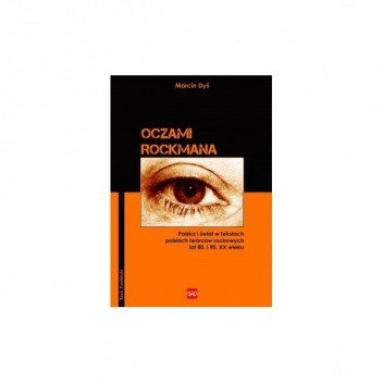 Okładka książki Oczami rockmana