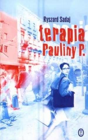 Okładka książki Terapia Pauliny P.