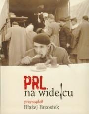 Okładka książki PRL na widelcu