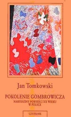 Okładka książki Pokolenie Gombrowicza