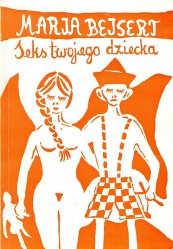 Okładka książki Seks twojego dziecka
