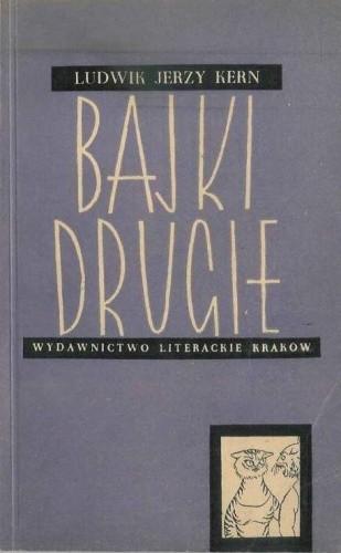 Okładka książki Bajki drugie