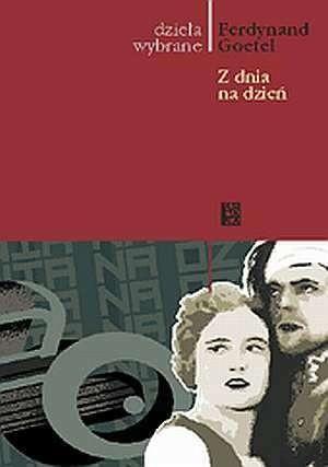 Okładka książki Z dnia na dzień